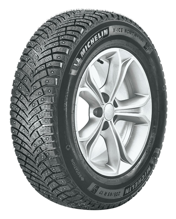 Зимние шины Michelin X-Ice North 4 SUV